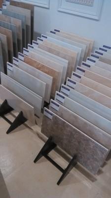 木地板架陶瓷梯級磚展具陶瓷展柜大理石展柜